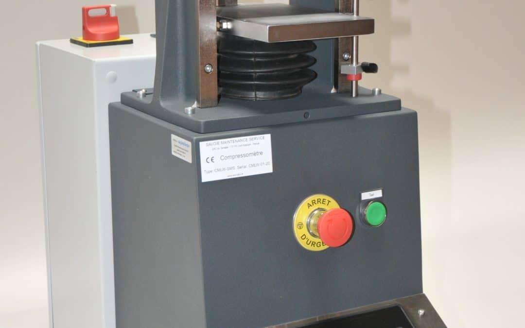 Compressomètre SE 048 Lorentzen Wettre